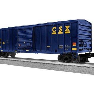 Lionel 3-16032 CSX 50' Boxcar #129766, LionScale