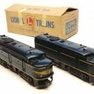 Lionel Lionel No.2032 Erie Alco AA Units w/Box