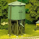 Atlas HO 703 Trackside Water Tower Kit, HO