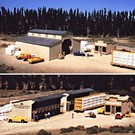 Walthers 933-3057 Walton & Sons Lumber, Walthers HO (Pre-Owned, NIB)