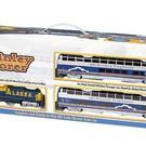 Bachmann 00743 McKinley Explorer Train Set, Bachmann HO