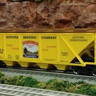 RMT RMT-96399 Altoona Brewing Covered Hopper Car