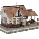 Woodland Scenics 5052 The Depot - HO Scale