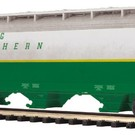 MTH 20-97862 RBM&N 3-Bay Covered Hopper Car