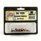 Model Power 1399 Painted Figures 36Pcs., Model Power N