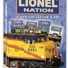 TM Videos Lionel Nation Collector'S Set Parts 5-8, DVD