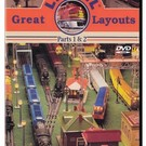 TM Videos Great Lionel Layouts Parts 1 & 2, DVD