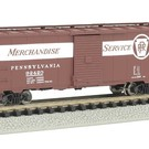 Bachmann 17052 Pennsylvania 40' Box Car, Bachmann N