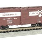 Bachmann 17052 Pennsylvania 40' Box Car, Bachmann N