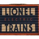 Lionel 9-42063 Lionel Trains Corrugated Metal Wall Hanging