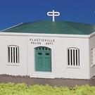 Bachmann 45145 Police Station, Bachmann HO
