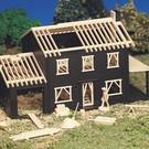 Bachmann 45191 House Under Construction, Bachmann HO