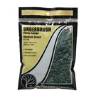 Woodland Scenics 136 Underbrush Foliage, Medium Green