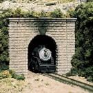 Woodland Scenics 1253 Single Cut Stone Tunnel Portal, Woodland Scenics HO