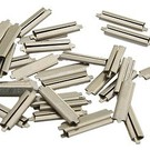 Micro-Engineering 26-070 Rail Joiners Code 70 50Pcs., Micro Eng.