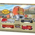 Bachmann 00647 Santa Fe Flyer Train Set, Bachmann HO