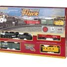 Bachmann 00692 Pacific Flyer Train Set, Bachmann HO
