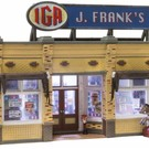 Woodland Scenics 5050 J.Frank's Grocery Store - HO Scale