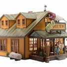Woodland Scenics 5047 Mo Skeeters Bait & Tackle - HO Scale