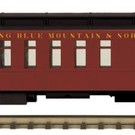 MTH 20-42045 RBM&N 70' Madison RPO Car