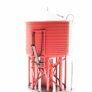 Broadway Limited 6140 Operating Water Tower w/Sound, Barn Red