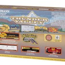 Bachmann 24013 Thunder Valley Freight Set, N Gauge