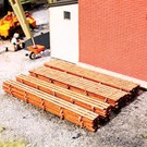 Walthers 949-4132 Stack of Boards, Walthers HO