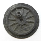 Lionel 1664E-16 Plain Wheel w/hub, 12 Spokes