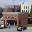Walthers 4112 The UPS Store, Walthers HO