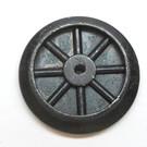 """1661-55 Plain Wheel w/ 1/8"""" Offset"""