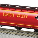 American Flyer 6-48668 Lehigh Valley NS Heritage S-Scale Cylindrical Hopper