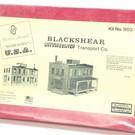 Korber Models 905 Blackshear Transports Co. Building Kit, Korber Models