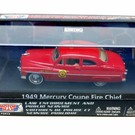 Motor Max 1949 Mercury Fire Chief 1:43 Die-Cast, Motor Max