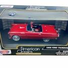 Motor Max 1956 Ford Thunderbird 1:43 Die-Cast, Motor Max