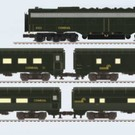 Lionel 6-83595 Conrail Office Car Special Set