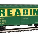 Walthers 910-2392 Reading 40' PS-1 Boxcar #118096