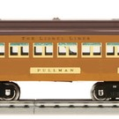 Lionel by MTH 11-40038 No.309 Coach Passenger Car, two-tone brown