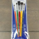 BRU2000 Utility Paint Brush Assortment, 5Pc.
