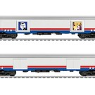 Lionel 6-84226 AFT Add-On #4 2-Pack