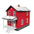 Lionel 6-83693 Company Row House (red) Assembled
