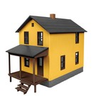 Lionel 6-83691 Company Row House (yellow) Assembled
