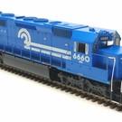 Athearn G67073 SD-45-2 Conrail #6660, Athearn Genesis