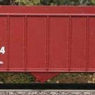 40212 H43 100 Ton Hopper CR #479021