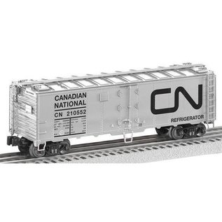 Lionel 6-17724 Canadian National Steel-sided Refrigerator Car #210552