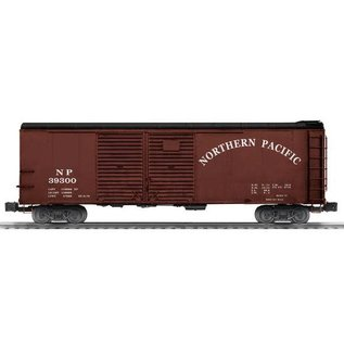 Lionel 6-17738 Northern Pacific Scale Round-roof Boxcar #39300