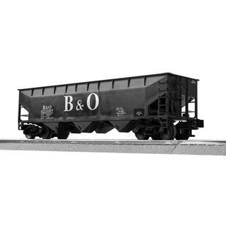 Lionel 3-16062 B&O 3-Bay Offset Hopper #621156, LionScale