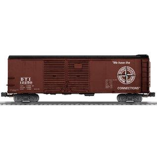 Lionel 6-17739 Detroit, Toledo & Ironton Scale Round-roof Boxcar #12250