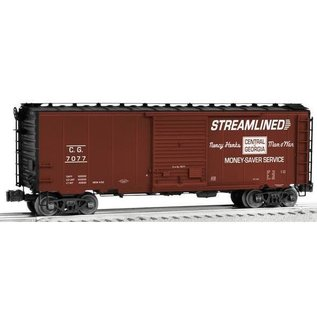 Lionel 6-17772 Central of Georgia PS-1 Boxcar #7077