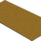 """Midwest 3030 Wide Cork Sheets 11-3/4"""" x 36"""""""