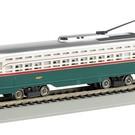 Bachmann 62945 Philadelphia Transit PCC Trolley, HO Scale